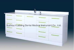 Hot Selling and High Quality Dental Clinic Cabinet Wooden Jr-03