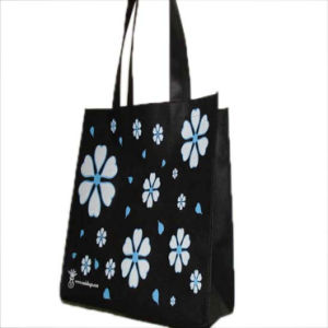 Custom Printed Non-Woven Bags for Gift Promotional (FLN-9056)