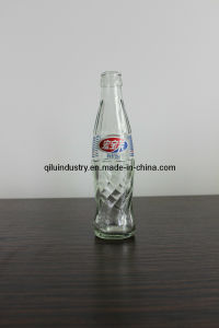 200ml Soda Water Glass Bottle