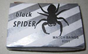 china black spirder match cracker k0201 china match cracker