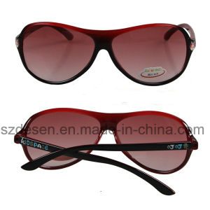 Fashion Unisex Square Frame Tr90 Kids UV400 Sunglasses pictures & photos