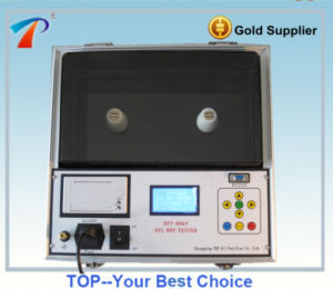 Fully Automatic Portable Insulating Oil Bdv Testing Instrument (DYT-75) pictures & photos