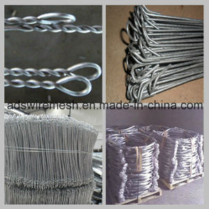 Galvanized Loop Tie Wire/Binding Wire/ Bailing Wire pictures & photos