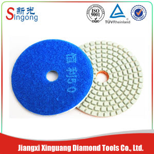 Diamond Wet Polishing Pad for Stone, Marble pictures & photos