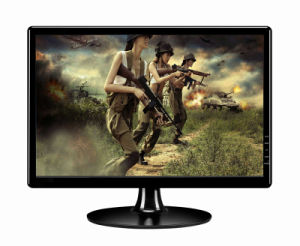 24 Inch LED Monitor with VGA HDMI DVI pictures & photos