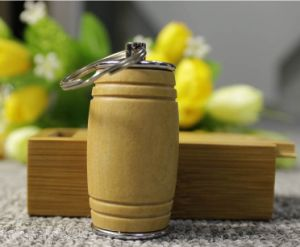 Novelty Barrel Shape USB Stick (OM-P178) pictures & photos