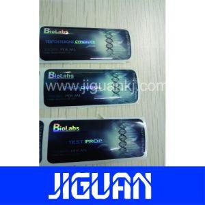 China Hologram 10ml Vial Testosterone Enanthate 300mg/Ml Labels - China Testosterone Enanthate