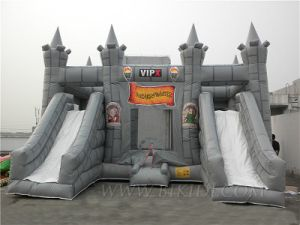 Wizard′s Combo Bouncer, Bouncy Castle B3069 pictures & photos