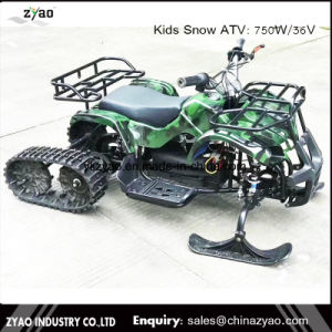 Snowmobile for Kids