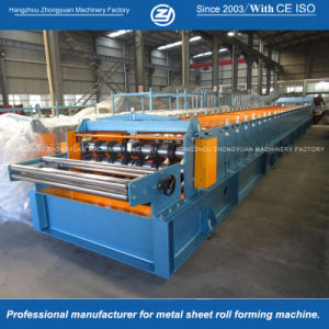 Floor Decking Rolled Metal Roofing Machine pictures & photos
