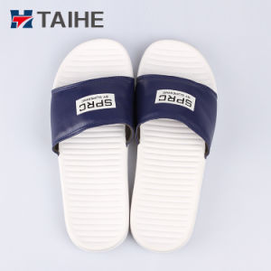 138bd12e58a7 China New Designs Flat EVA Soft Slide Sandal Men Slippers - China ...