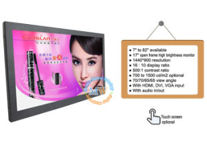 Portable 17 Inch TFT LCD Monitor with High Brightness (MW-172MBH) pictures & photos
