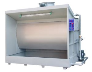 Water Curtain Spray Booth Manufacturers Curtain