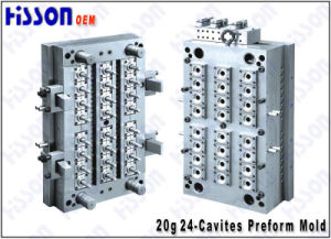 24 Cavity 20g 28mm Pet Preform Mould pictures & photos