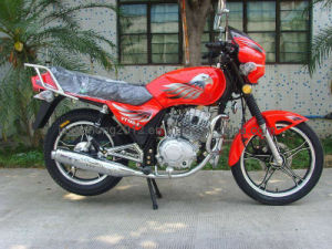 Motorcycle (GW125-7E) pictures & photos