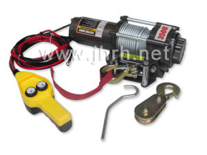 Runva-Ewp3500 12V/24V 3500lb ATV, Side X Side Electric Winches