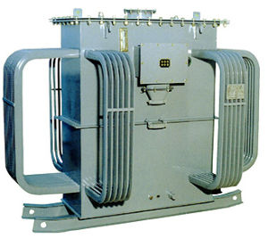 Oil-Immersed Distributio Mine-Used General Type Power Transformer (KS9 6KV)