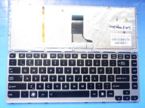 Laptop Keyboard Notebook Keyboard for Toshiba E305 Us Layout Keyboard