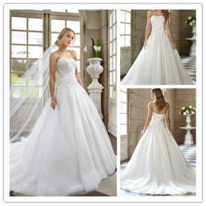 Beautiful Wedding Dresses.Long Tail Beautiful Wedding Dress Xz068