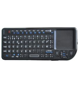 Mini Handheld Keyboard Rii Mini With Belgium Layout for PC, HTPC, Apple, xBox360, Wii, PS3