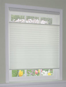 Top Down Bottom Up Cordless Pleated Or Honeycomb Shades And Blinds