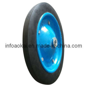 Solid Rubber Wheel 13*3