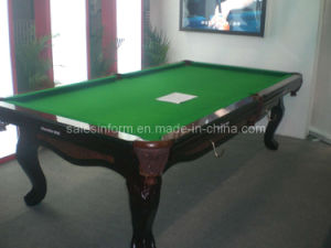 New Style Pool Table (DS-22A) pictures & photos