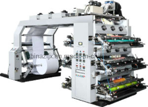 High Speed Flexo Printing Machine (HYT-Series) pictures & photos
