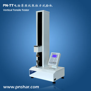 Vertical Paper Tensile Strength Tester pictures & photos