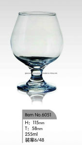 Crystal Clear Brandy Glass (B-WG13) pictures & photos