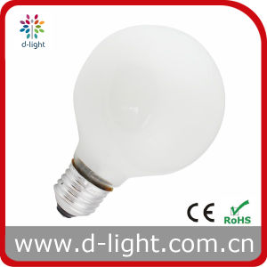 G80 Soft White E27 Ball Bulb