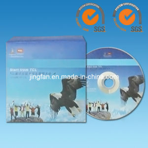 CD with Full Color Printed Cardboard Sleeve