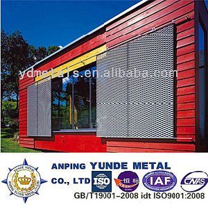 Expanded Metal Mesh for Decoration