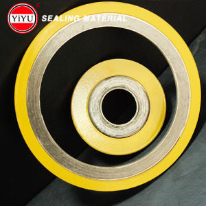 Flexible Graphite Spiral Wound Gasktet with Outer Ring pictures & photos