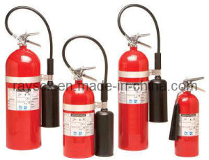 Bsi En3 Approved CO2 Fire Extinguisher pictures & photos