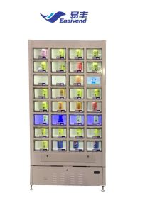 Lockers Vending Machine with Cooling