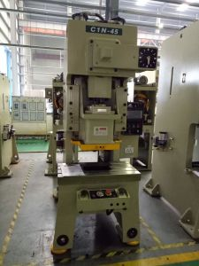 15-400 Ton C-Frame Single Crank Punching Machine Power Press pictures & photos