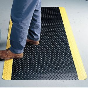 ESD Antis Tatic Rubber Floor Mat with Anti-Fatigue Function pictures & photos