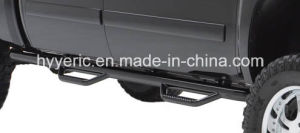 Texture Black Powder Coated Nerf Bar for Dodge RAM 1500 Cerw Cab/ 2500/3500 Cerw Cab 09-15