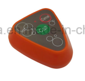China Gold Supplier Wireless Calling Service Restaurant Pager