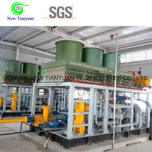 Large Station Use 25MPa CNG Natural Gas Compressor