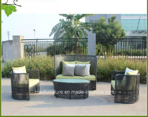 Modern Unique Rattan Wicker Furniture Garden Outdoor Ratan Sofa G 05