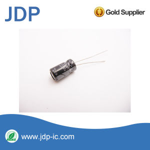 Electrolytic Capacitor 100UF 25V pictures & photos