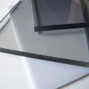 Sabic Material Solid acrylic Polycarbonate Sheet for Decoration