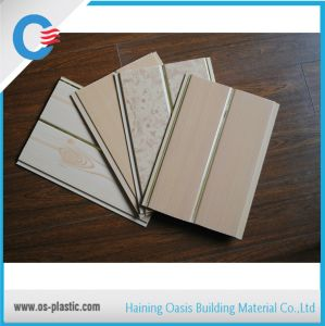 Decorative PVC Bathroom Ceiling Panel Waterproof 200mm 250mm PVC Wall Panel pictures & photos