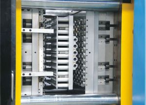 Demark Dmk210pet 24 Cavity Preform Injection Machine (Servo motor) pictures & photos