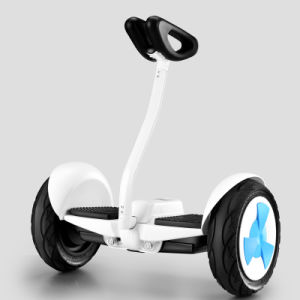Xiao Mi 9 Inch Muti Function 2 Wheels Self Balanced Scooter with Handle