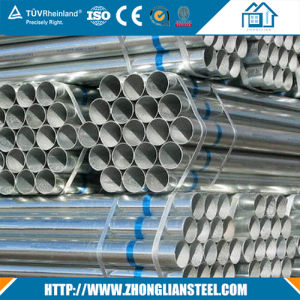 Low Price HDG Round Galvanized Steel Pipe pictures & photos
