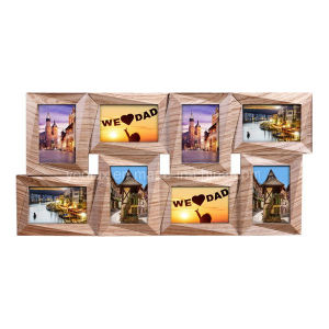 Plastic Home Decoration Picture Photo Collage Multi Frame