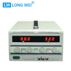 Longwei Lw30100kd Regulated Adjustable 30V 100A Over Voltage Protection with DC Power Supply pictures & photos